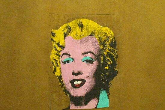 مدينة نيويورك, نيويورك: MOMA in2015