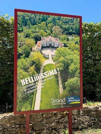 Un endroit à découvrir, à parcourir, pour saisir la passion d'un homme pour l'Italie  à travers l'architecture des logis et la conception étonnante d'un parc. François-Frédéric Lemot acheta aussi le château et l'inclut dans ses conceptions paysagères.