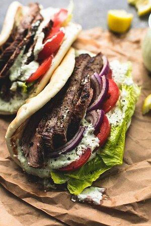 Lunch: Illyrian steak (to take away)