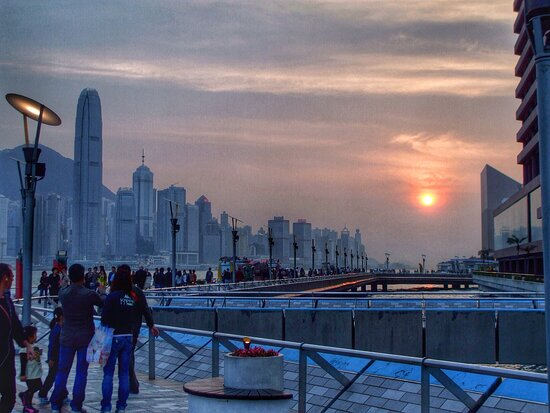 هونج كونج, الصين: Hong Kong 2008