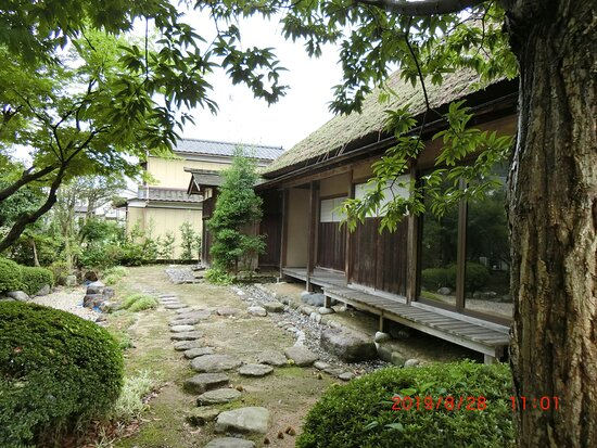 Murakami City Cultural Education Facilities Old Narita's Residence