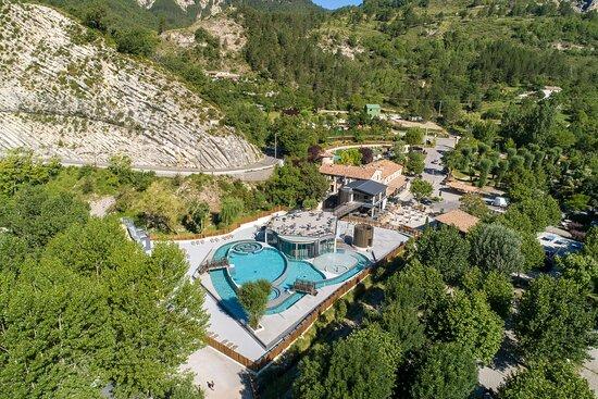 Camping Sandaya Domaine du Verdon, hôtels à Castellane
