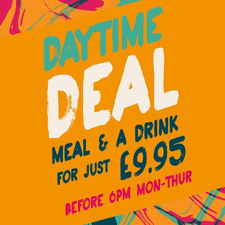 Daytime Deal