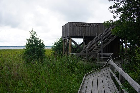 Bird Watching Tower Sannannokka