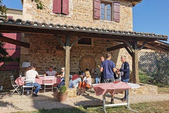 Beaujolais Heldags privat tur
