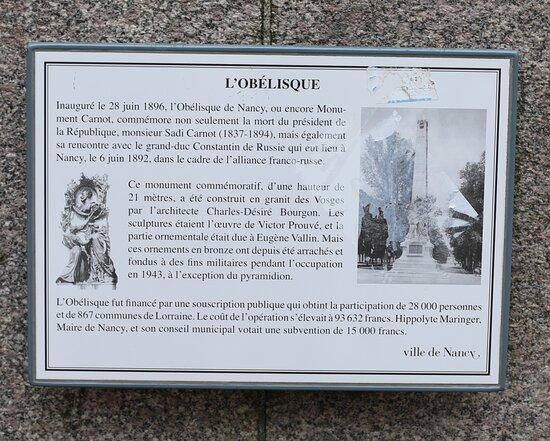 Monument à Sadi Carnot