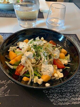 Salade fraicheur estival.  Excellente. pleine de saveur.