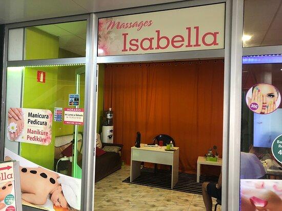 Massages Isabella