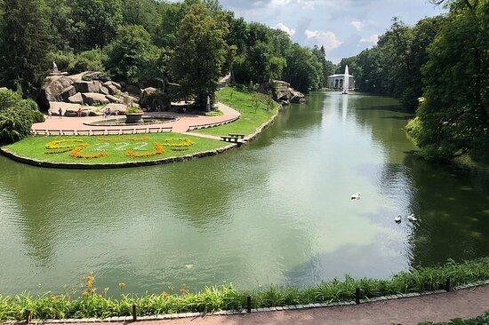 Heldags privat Sofievka-park i Uman-tur fra Kiev
