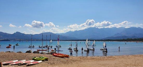 Du windsurf, des catas, ...