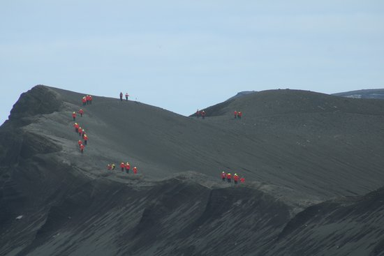 Hiking Mount Achala