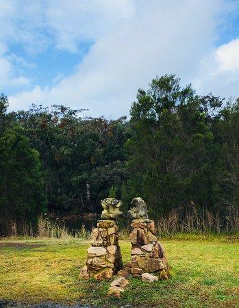 Nowa Nowa Sculpture Trail