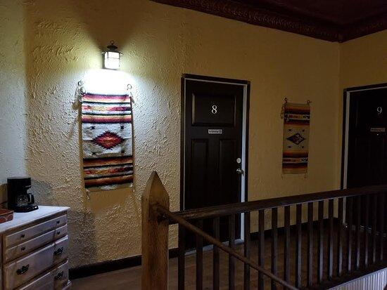 Holly, CO: hallway