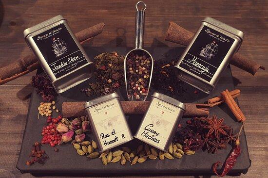 Spice n'tease