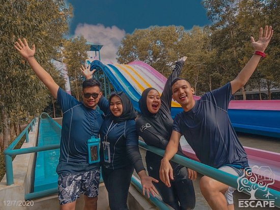 Escape Theme Park (Teluk Bahang) - 2020 All You Need to ...