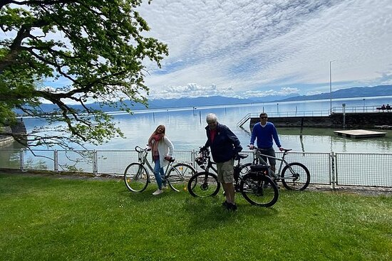 3 countries bike tour including ferry...