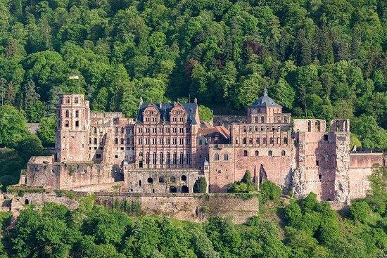 ex Ludwigshafen: storico Heidelberg, Museo Mercedes Benz e Palazzo