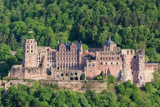 da Francoforte: storico Heidelberg, Museo Mercedes Benz e palazzo