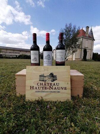 Vins du Château Haute-Nauve