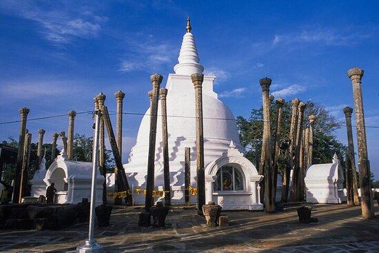 Anuradhapura Buddhist Icons Tour from...