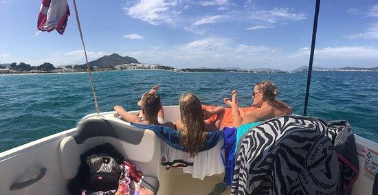 Mallorca boot trip 🚤