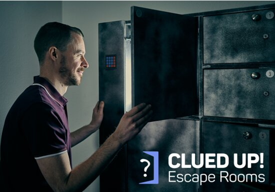 Clued Up! Escape Rooms