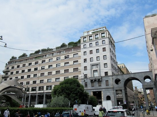 Palazzo dell'Istituto Nazionale delle Assicurazioni