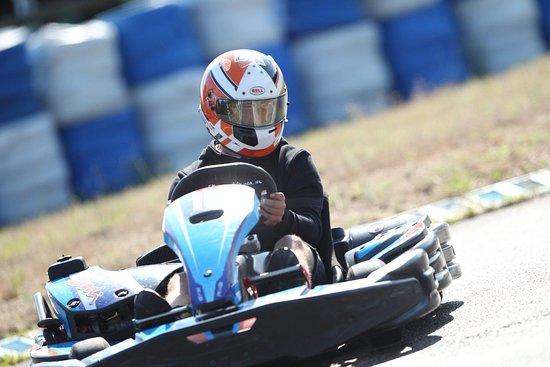 Capbreton, France : Karting Adulte - 270cc