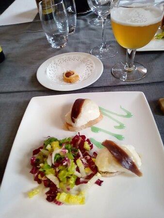 Nalzen, France: Belle table accueil sympa délicieux et très bon rapport qualité prix
