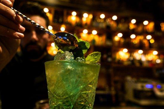 Viseu, Portugal: Prove os nossos cocktails!