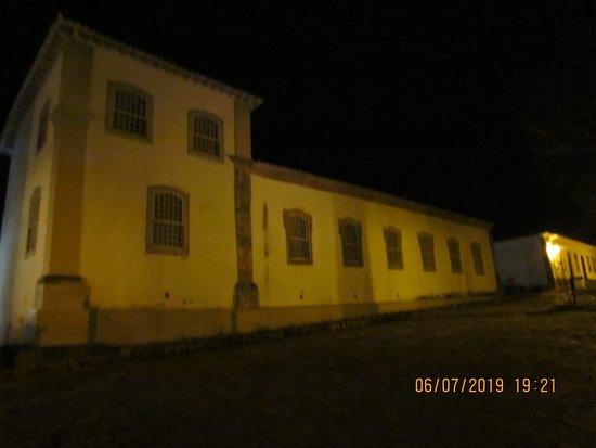 museu casa Padre Toledo - Roteiro lendas da vila