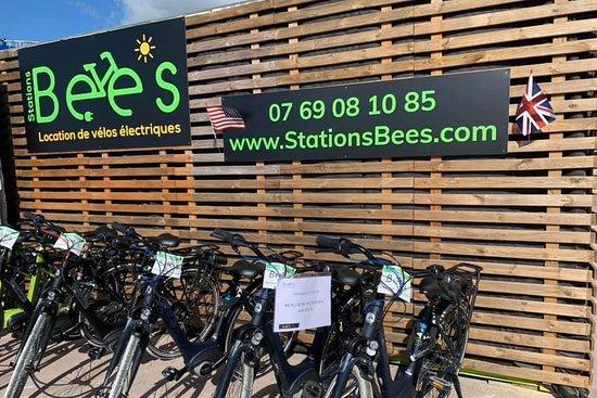 Stations Bee's Ouistreham - Location vélos électriques