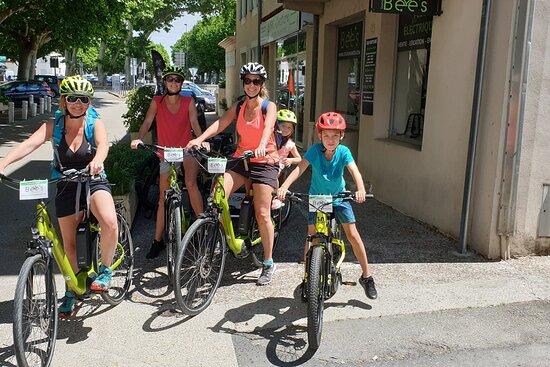 Stations Bee's La Voulte-sur-Rhone - Location vélos électriques