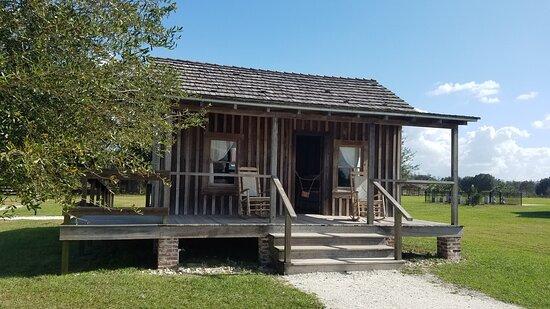 Osceola County Historical Society Pioneer Village