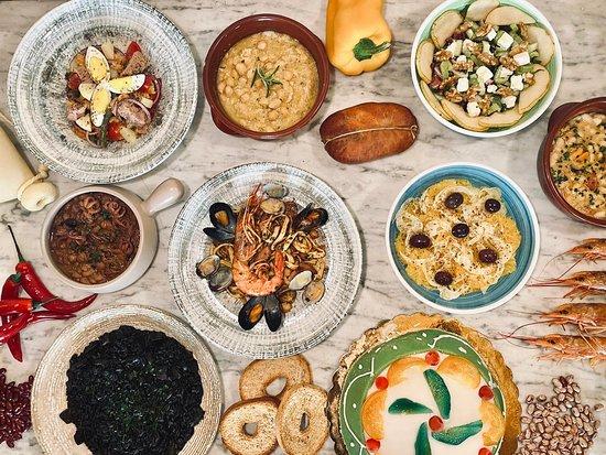 Piatti tipici del nostro menù