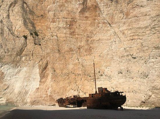 沉船海灘和當地的藍洞之旅照片
