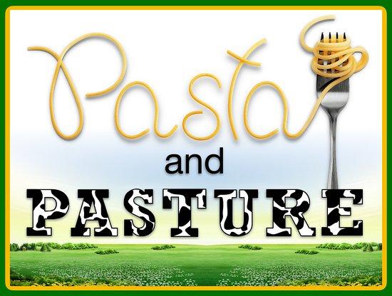 Toronto, KS: Logo -  Pasta and Pasture: an upscale Italian Restaurant& Steak House.