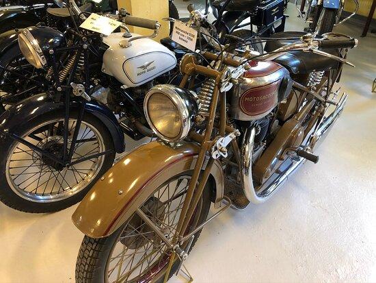 Danmarks Motorcykel Museum