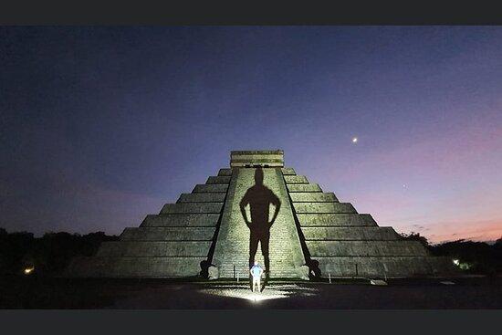 Chichen Itza Sunrise et Cenote Ik Kil...