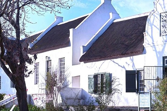 Tulbagh storico: un tour audio dell'affascinante patrimonio di Church