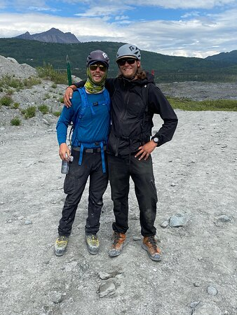 Mica Tours ! Baxter and Julian ! Awesome guides ! Fun ! Informative ! Cautious! Thanks Guys ! Amazing