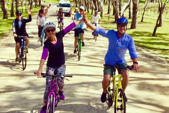 Tour de Barossa - Guided Day Cycling...