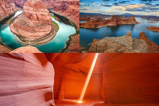 Private Day Tour: Antelope Canyon and...