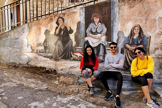 4x4 tour in Barbagia: Murals and typical lunch in the woods of...