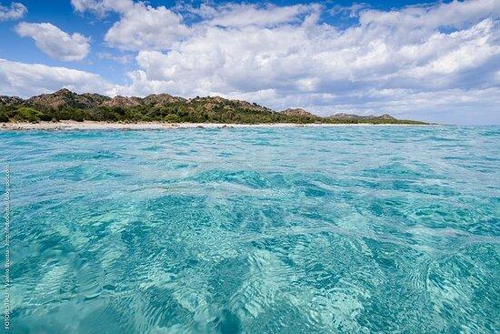 4 × 4 excursion to the beaches of Biderosa and Capo Comino