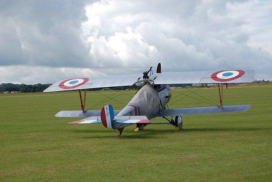 Visite de 4 jours de la RFC et de la RAF sur la Première Guerre...