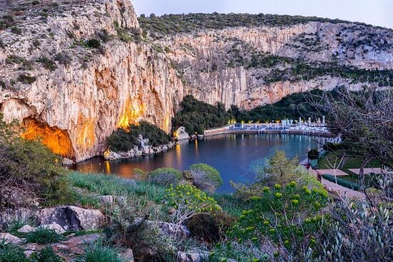 Swimming Experience in Vouliagmeni with...