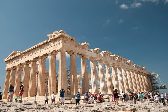 Athens experience & Cape Sounion / Day...