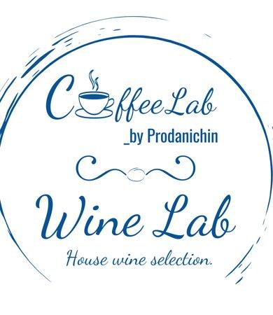 Coffee and Wine Lab by Prodanichin