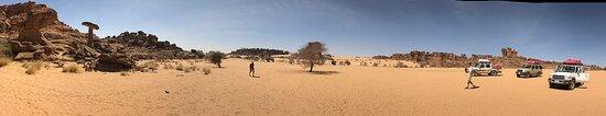 Ennedi Region, ชาด: ennedi